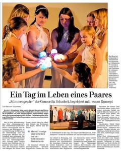Artikel im Weilburger Tageblatt